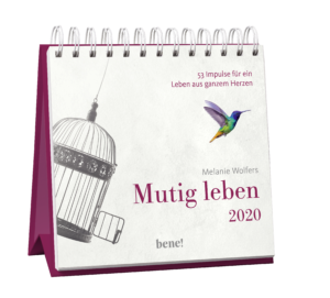 Cover Mutig leben 2020