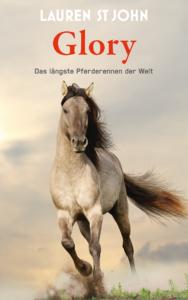 Cover Lauren St John: Glory - Das längste Pferderennen der Welt